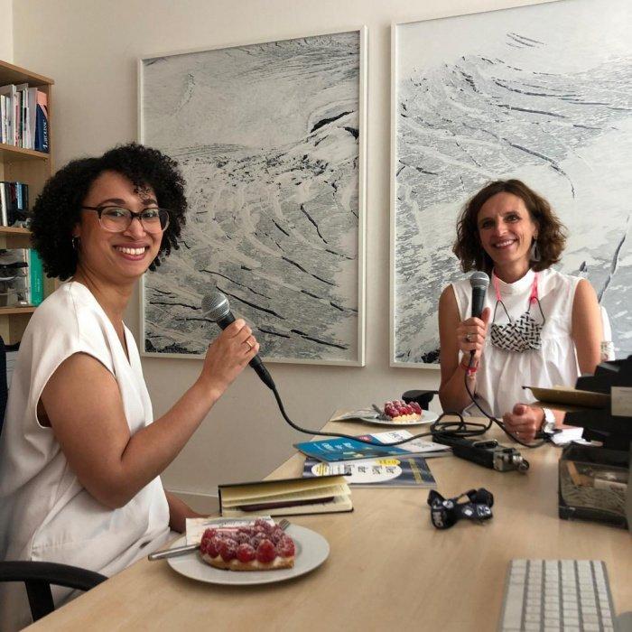 Sara Weber und Kasia Mol-Wolf
