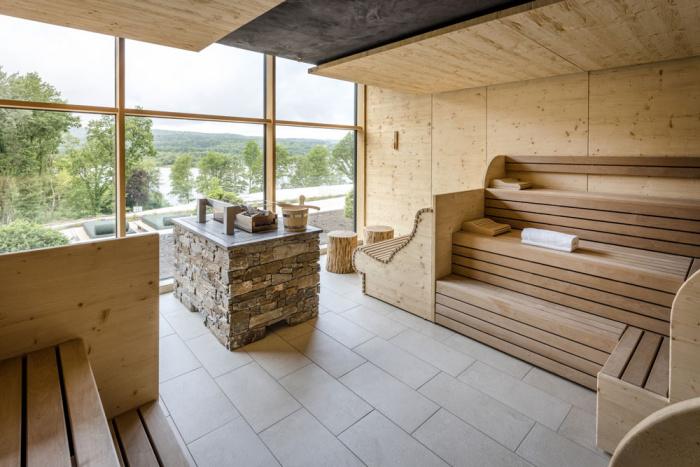 Seezeitlodge Sauna