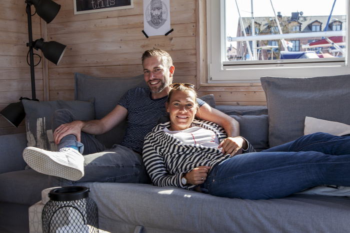 My Slow Place: Hausboot in Heiligenhafen