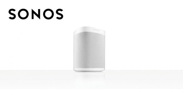 Sonos One White Verlosung