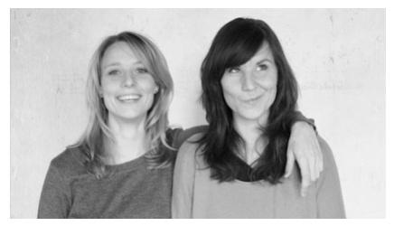 Sophie Pester und Catharina Bruns
