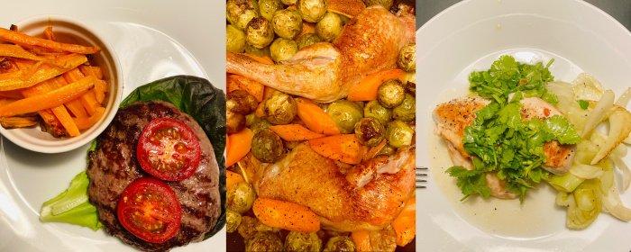 Dinner-Inspiration Stoffwechsel-Kur