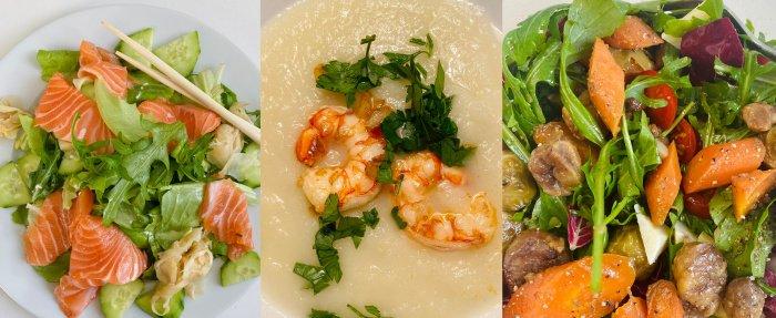 Lunch-Inspiration Stoffwechsekur