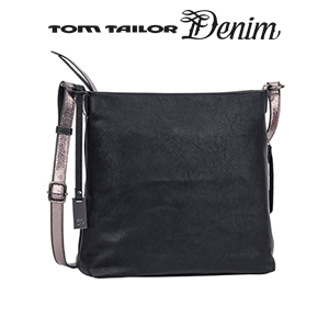 Tom Tailor Tasche Schwarz