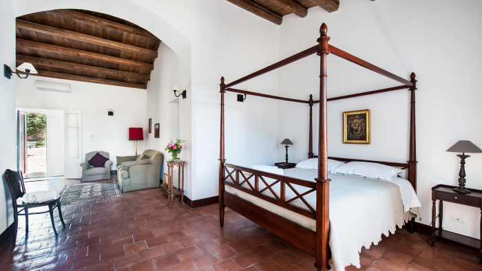 Tenuta Regaleali Sizilien Zimmer