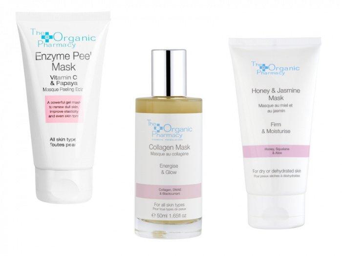 The Organic Pharmacy Gesichtsmasken