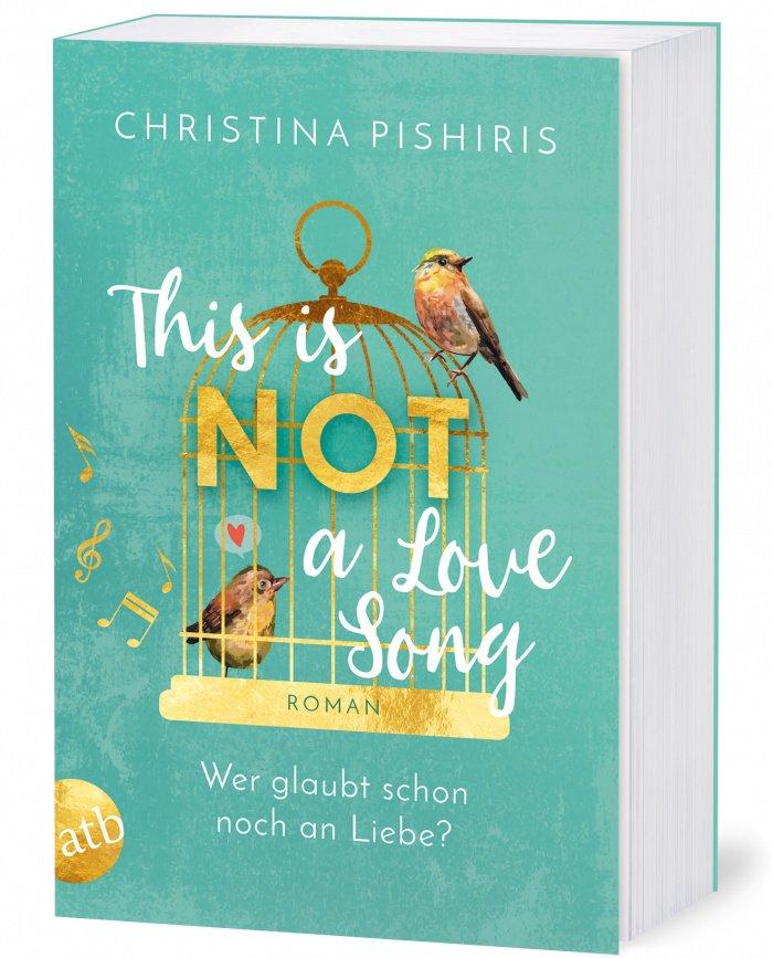 This is not a lovesong Roman Christina Pishiris