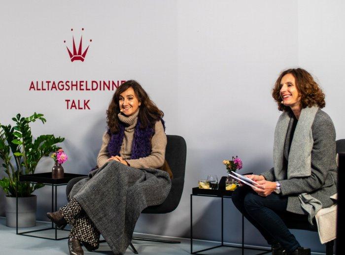 Tanja Boss und Kasia Mol-Wolf