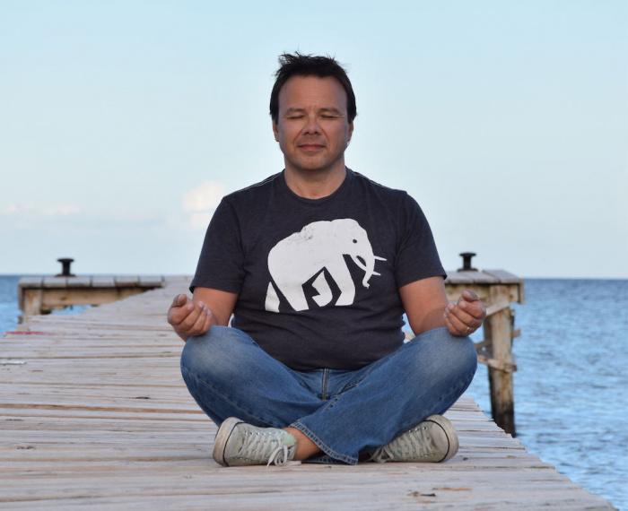 Ulrich Hoffmann: Mini-Meditation für den Alltag