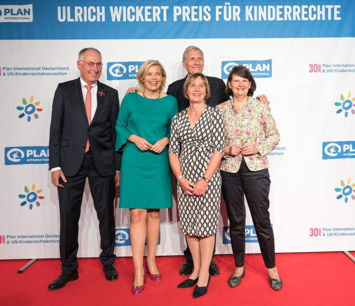 Ulrich Wickert Preis für Kinderrechte 2019