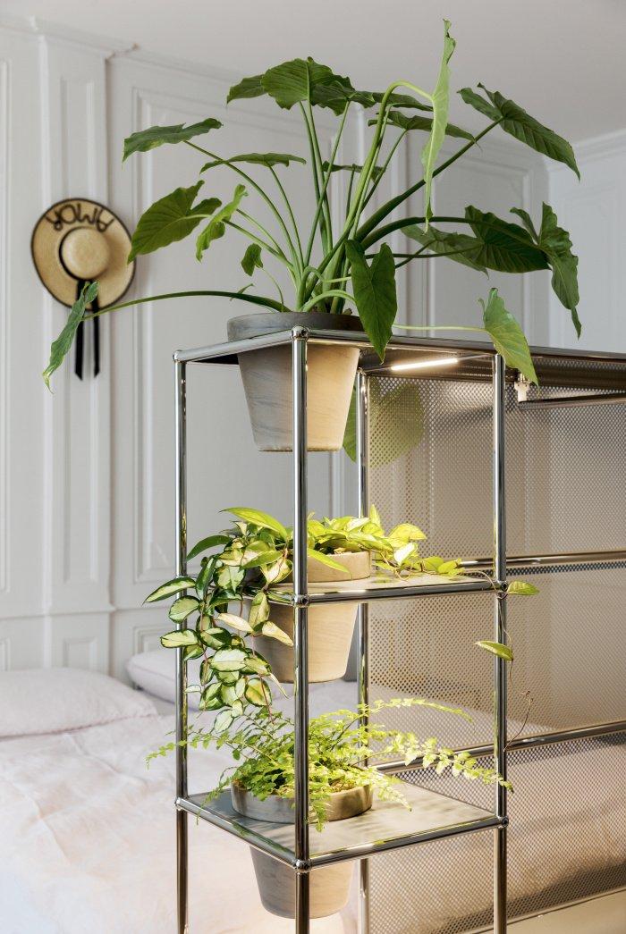 USM Pflanzenwelten – LED-Beleuchtung