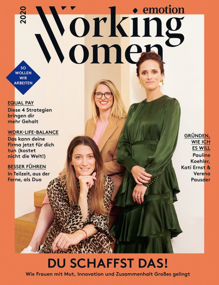 Working Women Cover 2019