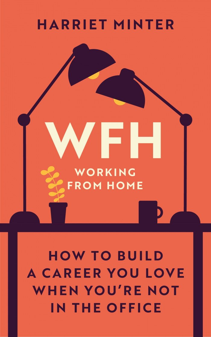 Working from Home Harriet Minter
