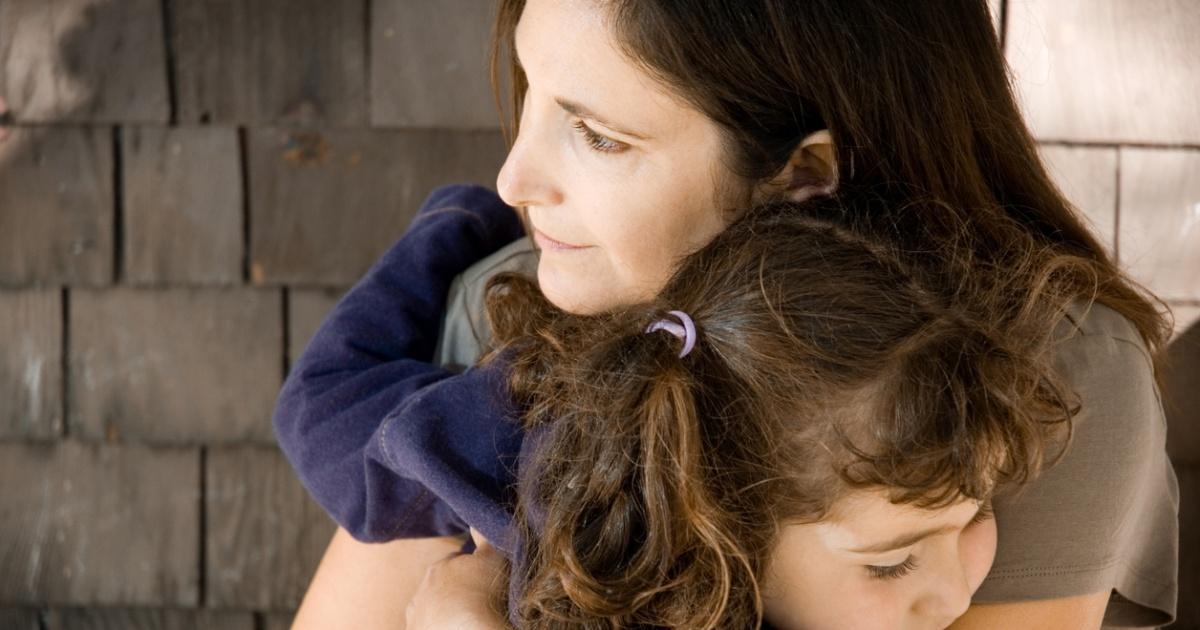 Schuldgefühle Als Mutter Nein Es Liegt Nicht Nur An Uns Www
