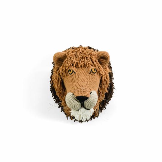Tierische Trophäen Löwe