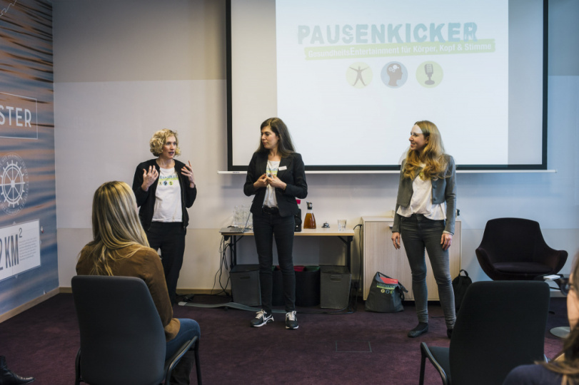 Workshop Pausenkicker