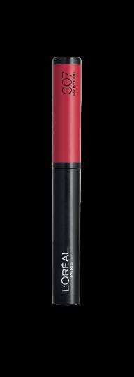 Pinker Lippenpuder