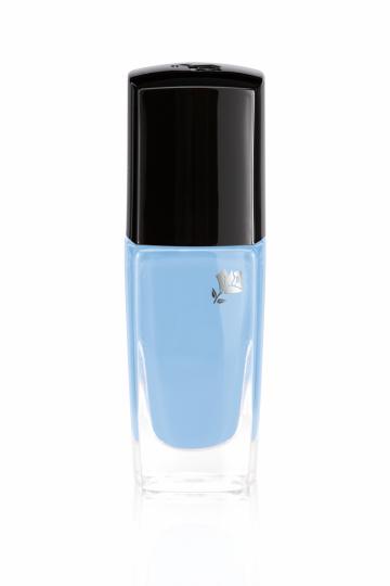 Lancôme blauer Nagellack