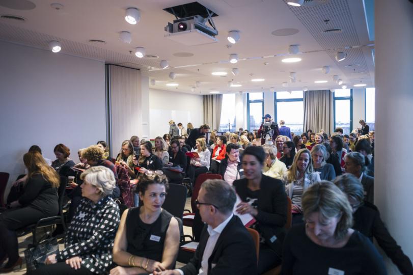 re:work Publikum