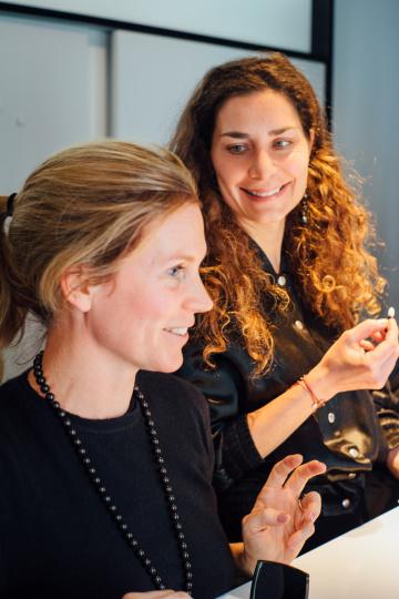 Workshop Teilnehmer Chanel