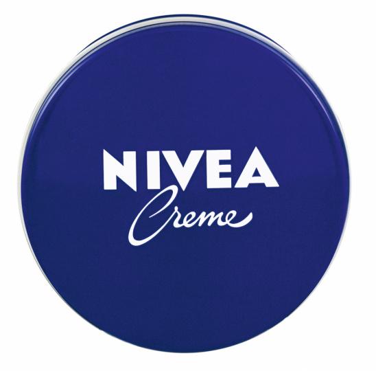 Nivea Creme blaue Dose