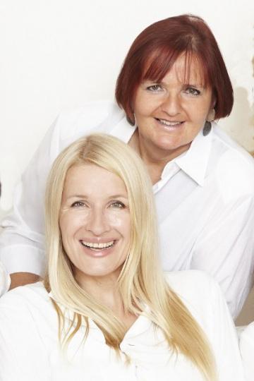 Marlies Steinbach und Claudia Stöckl