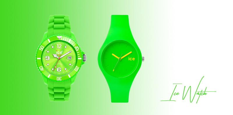 Uhren von Ice Watch