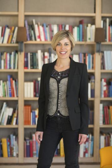 Karin Leeb Frauen in Führung