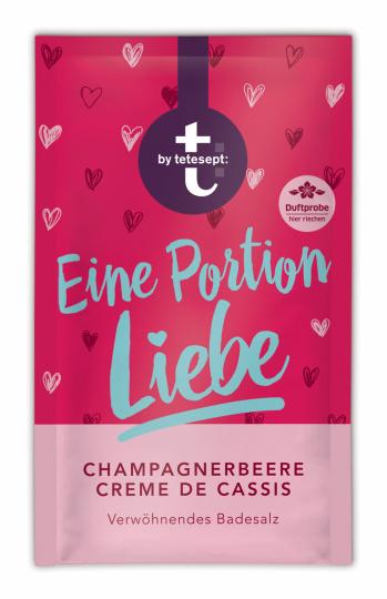 Tetesept Badesalz Champagnerbeere
