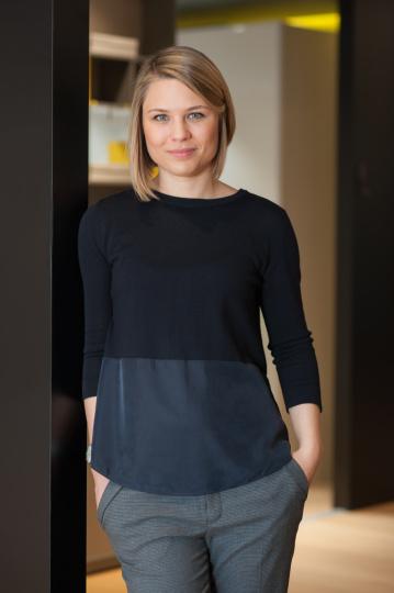 Nane-Sophie Bergmann Zukunftsmacherin