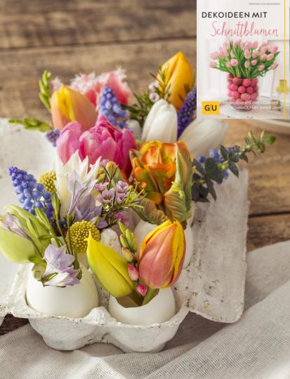 Blumendeko Ostern