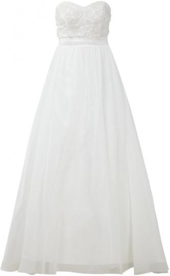 Brautkleid mit Bustier