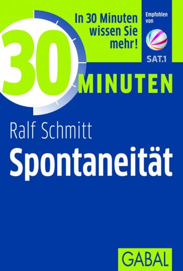 Ralf Schmitt: Ich bin total spontan