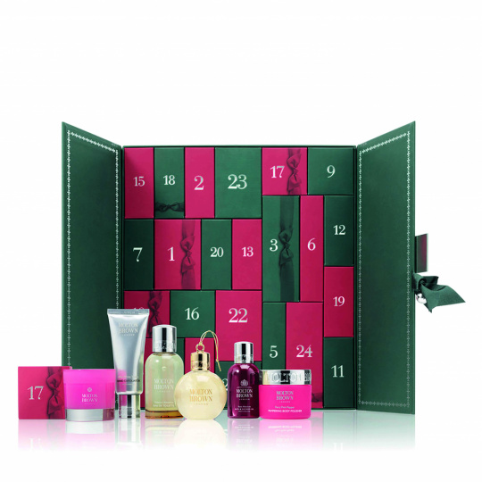 Adventskalender-Molton Brown