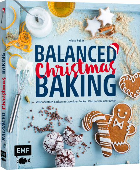 Cover Balanced Christmas Baking