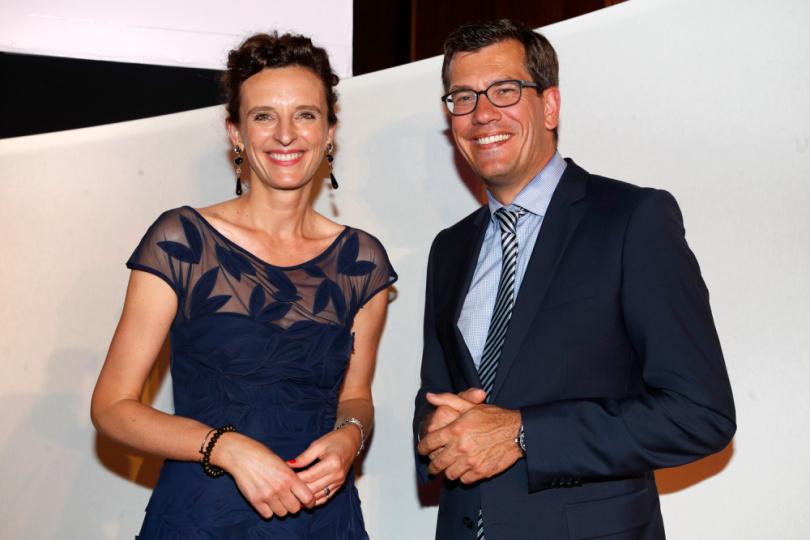 Dr. Katarzyna Mol-Wolf und Dr. Jens Thiemen