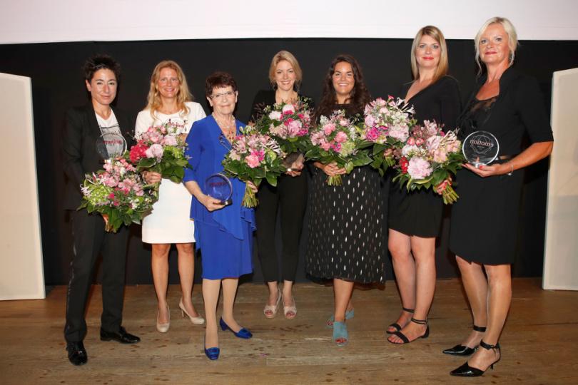 Die Siegerinnen des EMOTION.award 2017