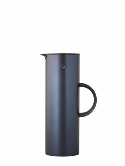 Stelton - Dark Blue Metallic Kanne