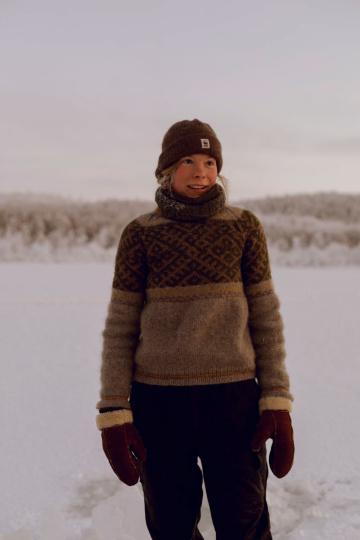 Tinja in Lappland