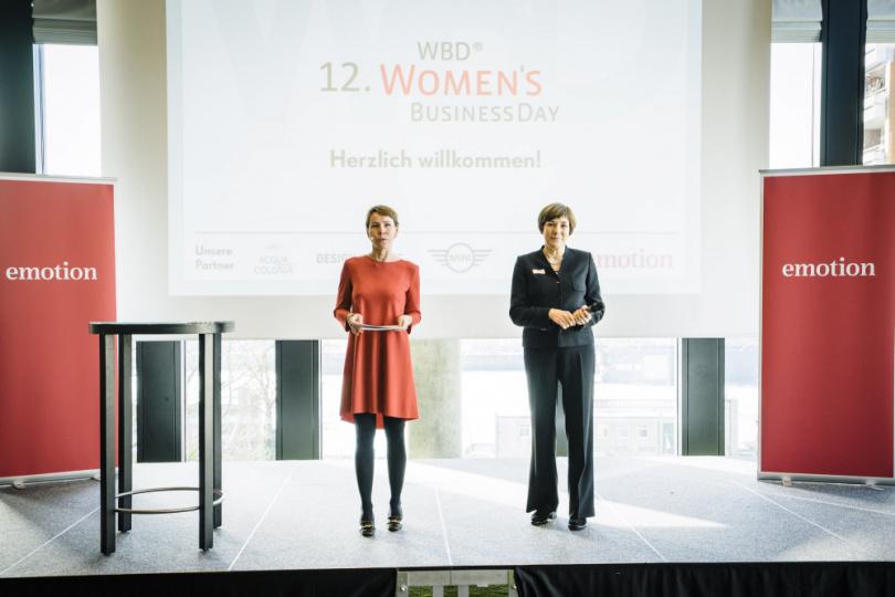 Anke Rippert und Martina Plag