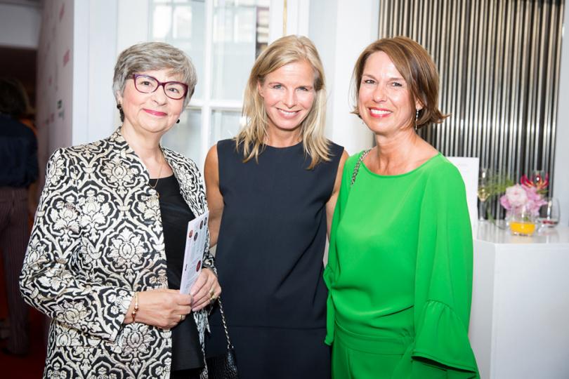 Bettina Wolf und Anja Heiden