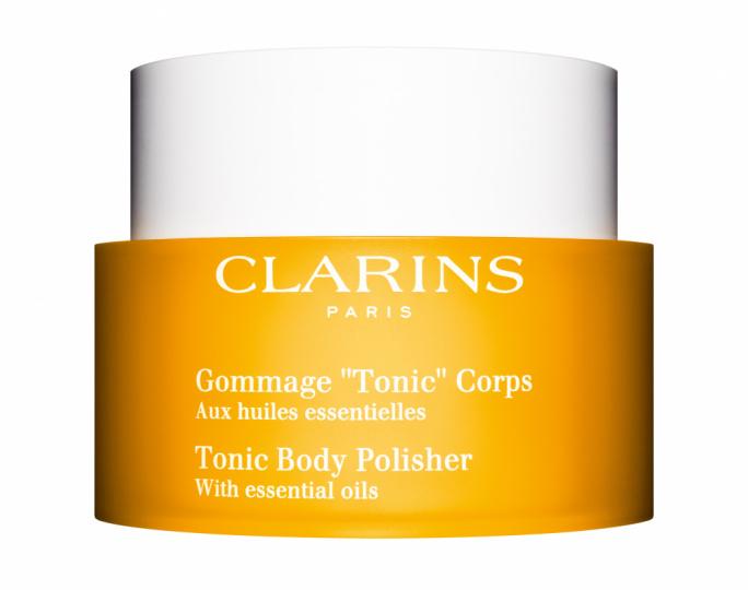 "Tonic Body Polisher""-Peeling von Clarins"