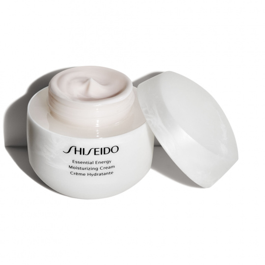 Essential Energy Moisturizing Cream Shiseido