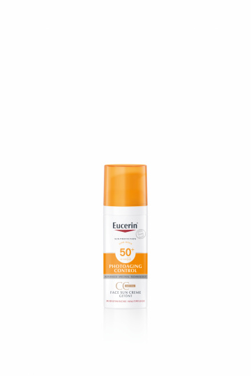 """Sun Photoaging Control Face CC Cream"" von Eucerin"