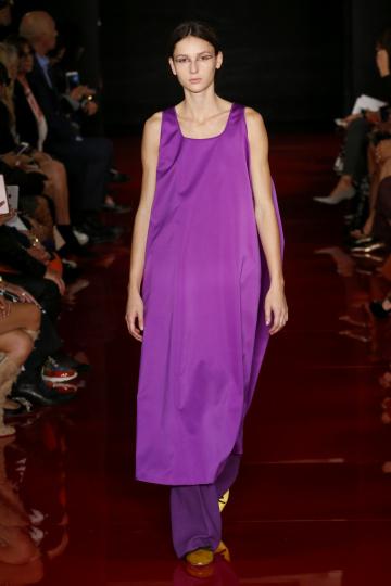 Kleid in Ultra-Violet