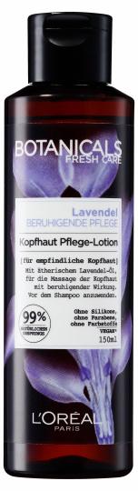 Botanicals Lavendel Kopfhaut Pflege-Lotion
