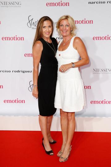 Anita Lischke (rechts), Lanserhof