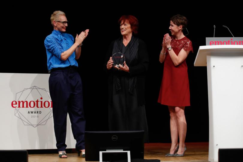 Bärbel Schäfer, Regina Ziegler und Anke Rippert