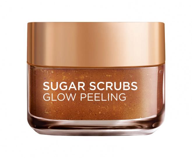 Sugar Scrubs Glow Peeling