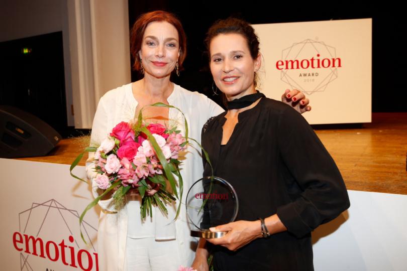Aglaia Szyszkowitz und Ulrike Handel